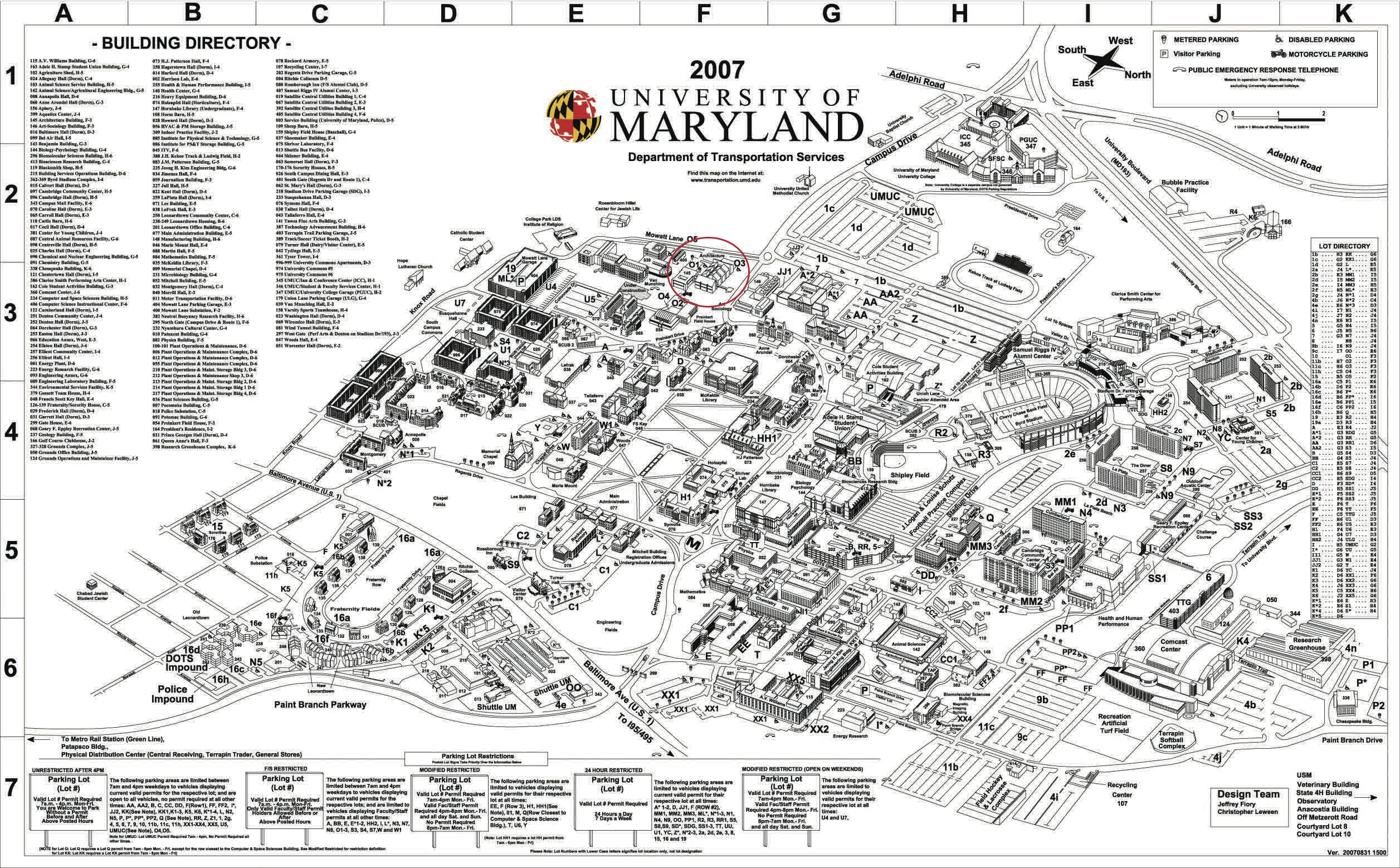 Campus Map University Of Maryland.Location We Must Be The Change We Wish To See In The World